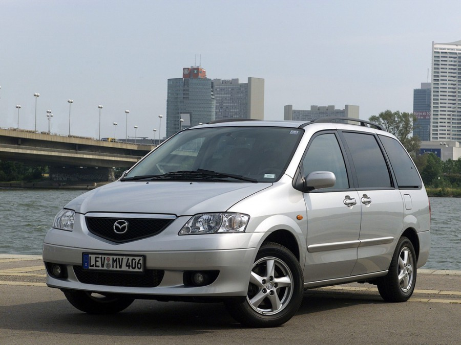 Mazda MPV, Аскиз