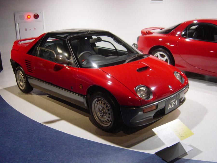 Mazda AZ-1 купе, 1992–1998, 1 поколение - отзывы, фото и характеристики на Car.ru