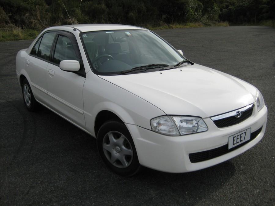 Mazda Familia, Барнаул