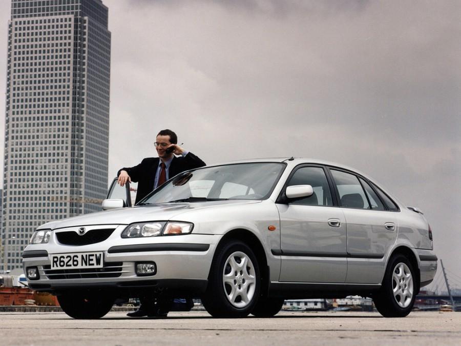 Mazda 626 хетчбэк, 1997–1999, GF - отзывы, фото и характеристики на Car.ru