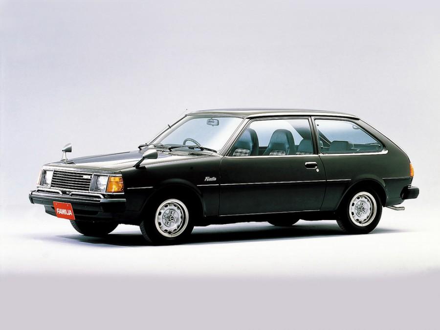 Mazda Familia хетчбэк 3-дв., 4 поколение [рестайлинг] - отзывы, фото и характеристики на Car.ru