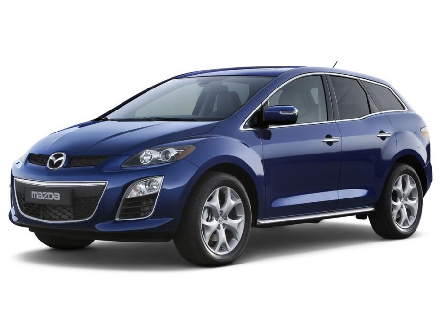 Mazda CX-7 кроссовер, 2009–2012, 1 поколение [рестайлинг] - отзывы, фото и характеристики на Car.ru