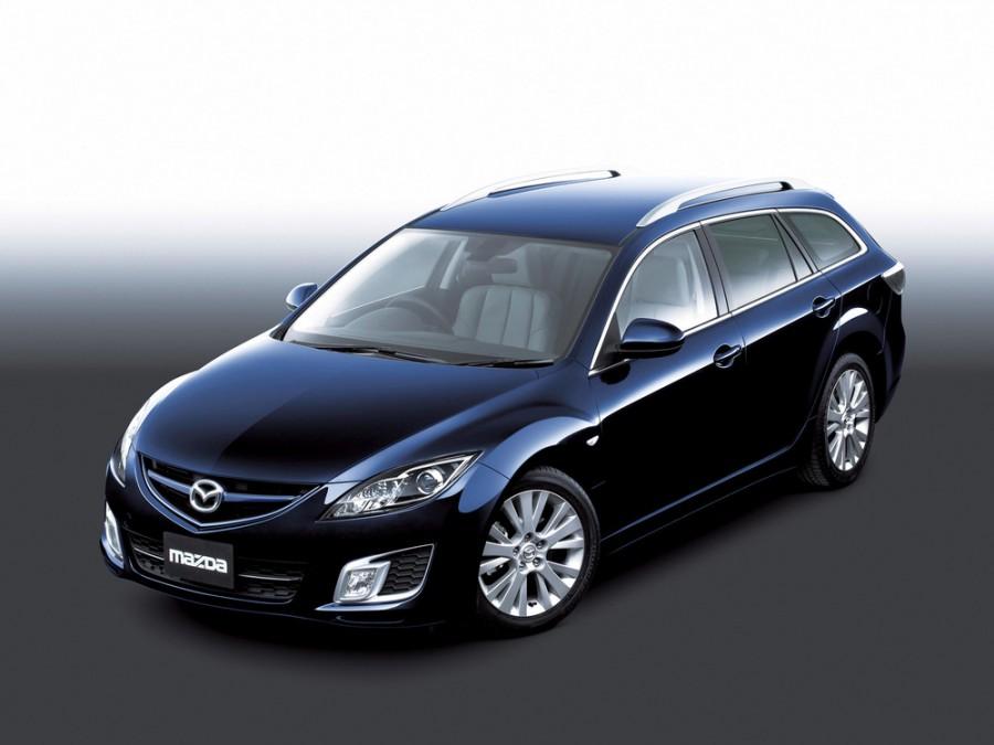 Mazda Atenza универсал, 2007–2010, 2 поколение - отзывы, фото и характеристики на Car.ru