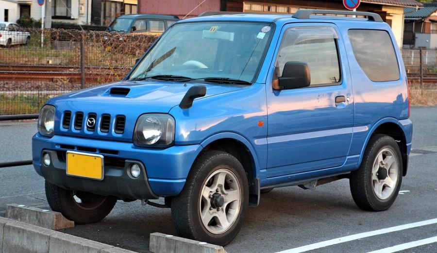 Mazda AZ-Offroad кроссовер, 1998–2004, 1 поколение - отзывы, фото и характеристики на Car.ru