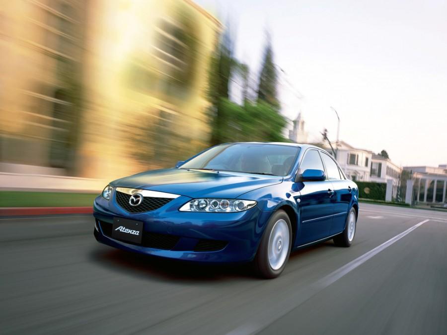 Mazda Atenza, Барнаул