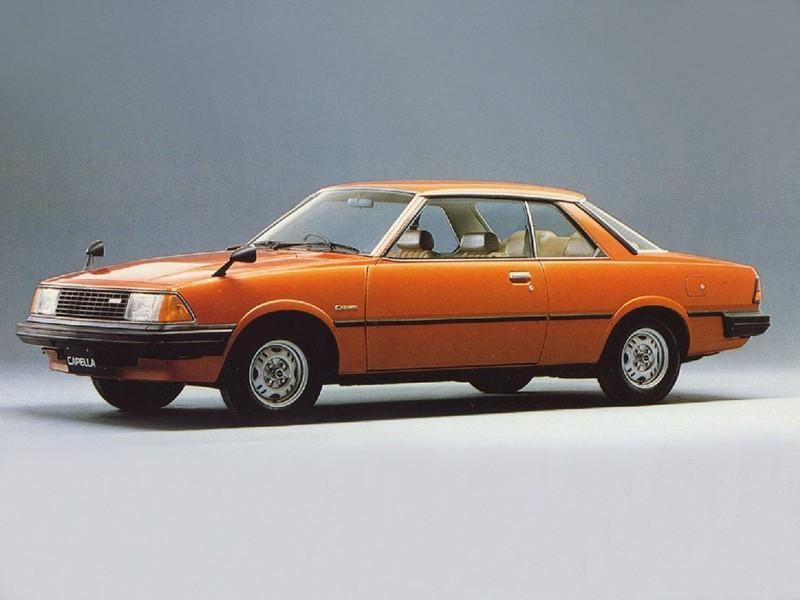 Mazda Capella купе, 3 поколение - отзывы, фото и характеристики на Car.ru