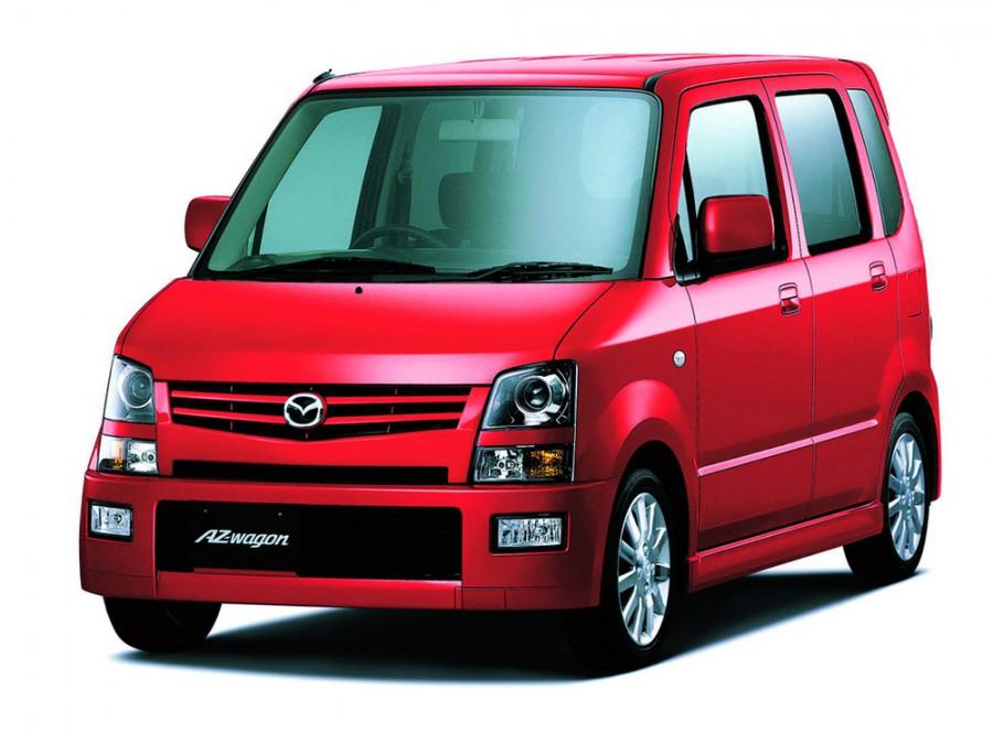 Mazda AZ-Wagon хетчбэк, 2003–2007, 3 поколение - отзывы, фото и характеристики на Car.ru