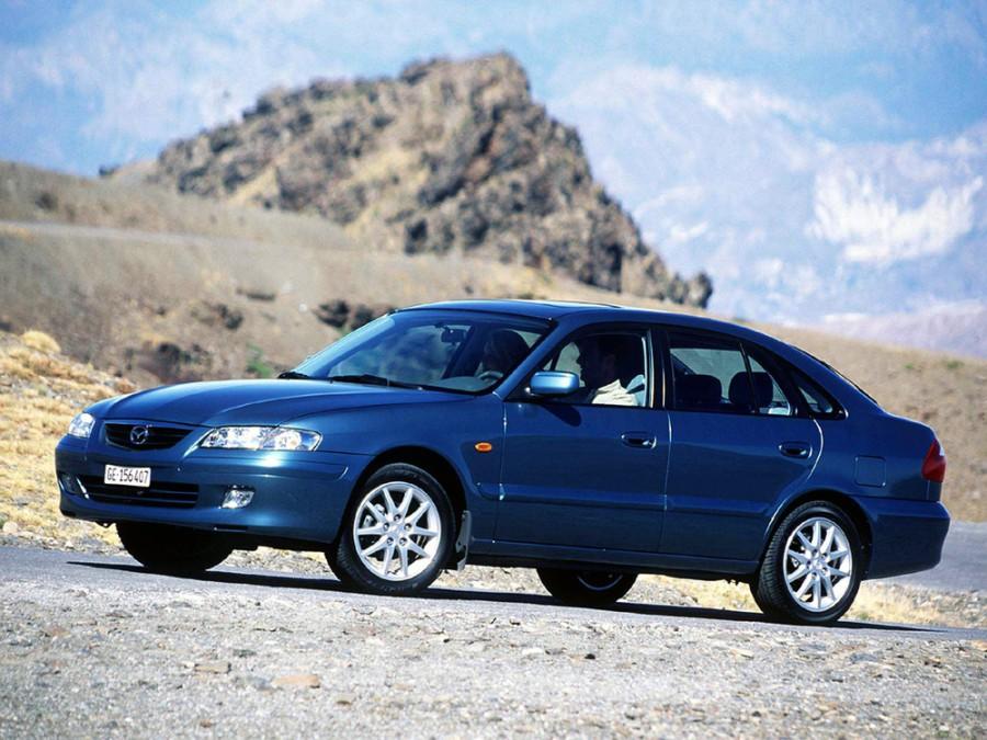 Mazda 626 хетчбэк, 1999–2002, GF [рестайлинг] - отзывы, фото и характеристики на Car.ru