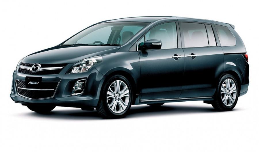 Mazda MPV минивэн, 2008–2016, 3 поколение [рестайлинг] - отзывы, фото и характеристики на Car.ru