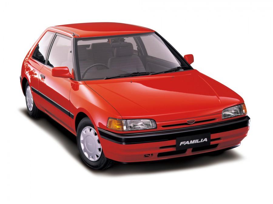 Mazda Familia, Асино