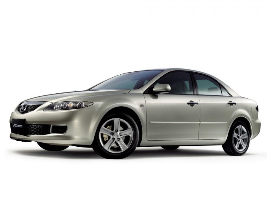 Mazda Atenza седан, 2005–2007, 1 поколение [рестайлинг] - отзывы, фото и характеристики на Car.ru