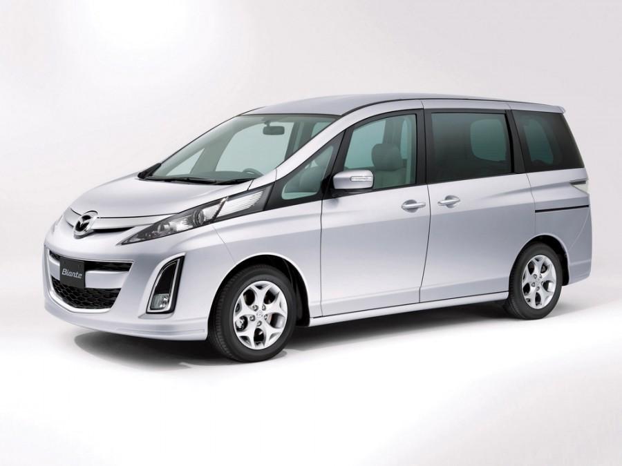 Mazda Biante минивэн, 2008–2016, 1 поколение - отзывы, фото и характеристики на Car.ru