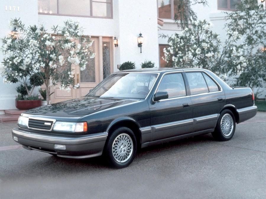 Mazda 929 седан, 1988–1992, 4 поколение - отзывы, фото и характеристики на Car.ru