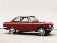 Mazda Familia, 1 поколение, Купе