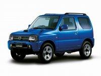 Mazda AZ-Offroad, 1 поколение [рестайлинг], Кроссовер, 1998–2004