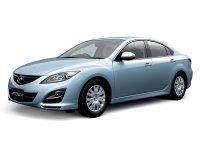 Mazda Atenza, 2 поколение [рестайлинг], Седан, 2010–2013