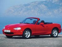 Mazda MX-5, NB, Родстер, 1998–2000