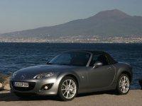 Mazda MX-5, NC [рестайлинг], Родстер 2-дв., 2008–2012