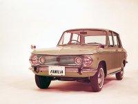 Mazda Familia, 1 поколение, Седан 4-дв.