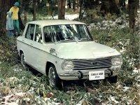 Mazda Familia, 1 поколение [рестайлинг], Седан