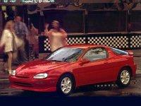Mazda MX-3, 1 поколение, Купе, 1991–1998