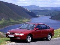 Mazda 626, GE, Хетчбэк, 1992–1997