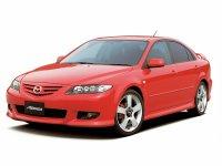 Mazda Atenza, 1 поколение, Хетчбэк, 2002–2005