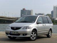 Mazda MPV, 2 поколение, Минивэн, 1999–2003