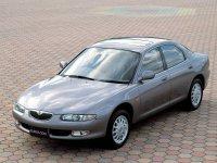 Mazda Eunos 500, 1 поколение, Седан, 1991–1996