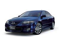 Mazda Atenza, 1 поколение [рестайлинг], Хетчбэк, 2005–2007