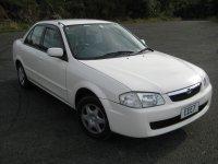 Mazda Familia, 9 поколение, Седан, 1998–2000
