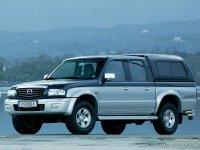 Mazda B-Series, 5 поколение [рестайлинг], Double cab пикап 4-дв., 2002–2008