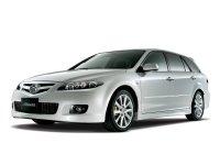 Mazda Atenza, 1 поколение [рестайлинг], Универсал, 2005–2007