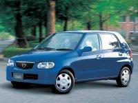 Mazda Carol, 3 поколение, Хетчбэк, 1998–2016