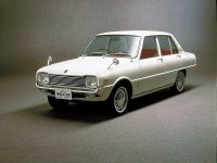 Mazda Familia, 2 поколение, Седан 4-дв.