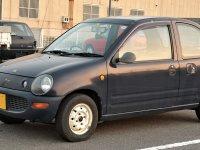 Mazda Carol, Autozam Mk, Хетчбэк, 1989–1998