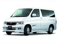 Mazda Bongo Friendee, 1 поколение, Минивэн, 1995–2016