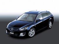 Mazda Atenza, 2 поколение, Универсал, 2007–2010