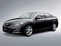 Mazda Atenza, 2 поколение [рестайлинг], Хетчбэк, 2010–2013