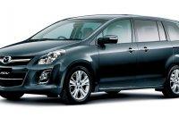 Mazda MPV, 3 поколение [рестайлинг], Минивэн, 2008–2016