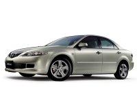 Mazda Atenza, 1 поколение [рестайлинг], Седан, 2005–2007