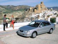 Mazda 626, GF [рестайлинг], Седан 4-дв., 1999–2002