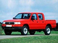 Mazda B-Series, 5 поколение, Double cab пикап 4-дв., 1998–2002