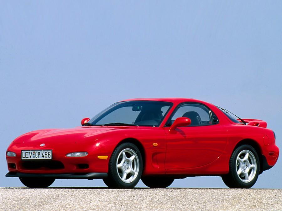 Mazda RX-7 купе, 1991–2000, 3 поколение - отзывы, фото и характеристики на Car.ru