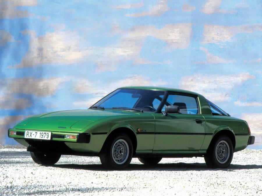 Mazda RX-7 купе, 1 поколение - отзывы, фото и характеристики на Car.ru