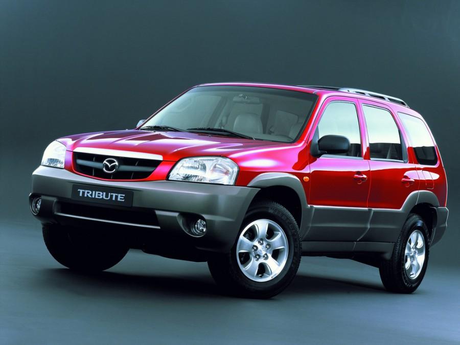 Mazda Tribute кроссовер, 2000–2004, 1 поколение - отзывы, фото и характеристики на Car.ru