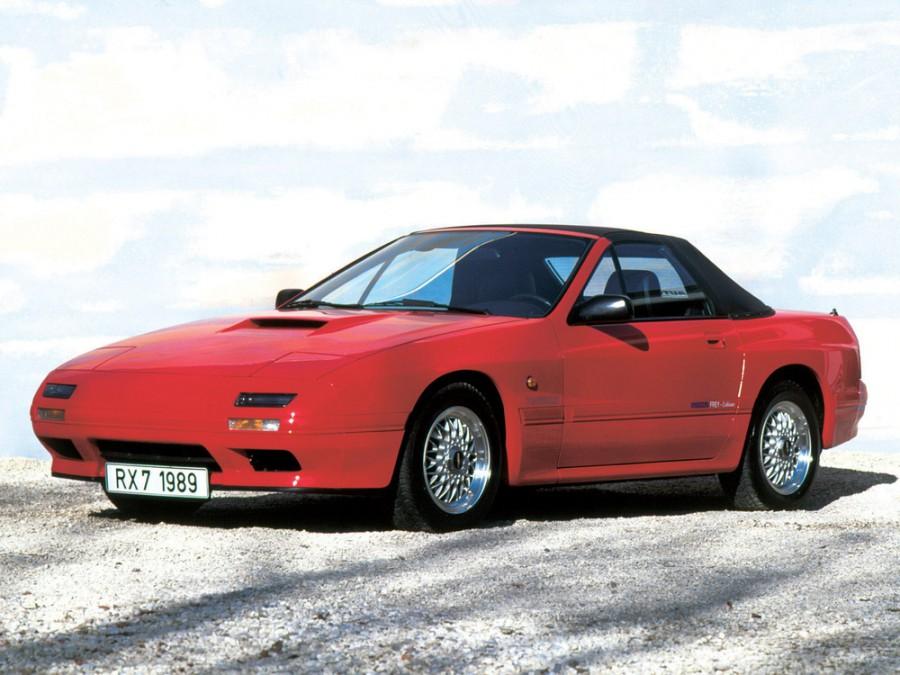 Mazda RX-7 кабриолет, 2 поколение [рестайлинг] - отзывы, фото и характеристики на Car.ru