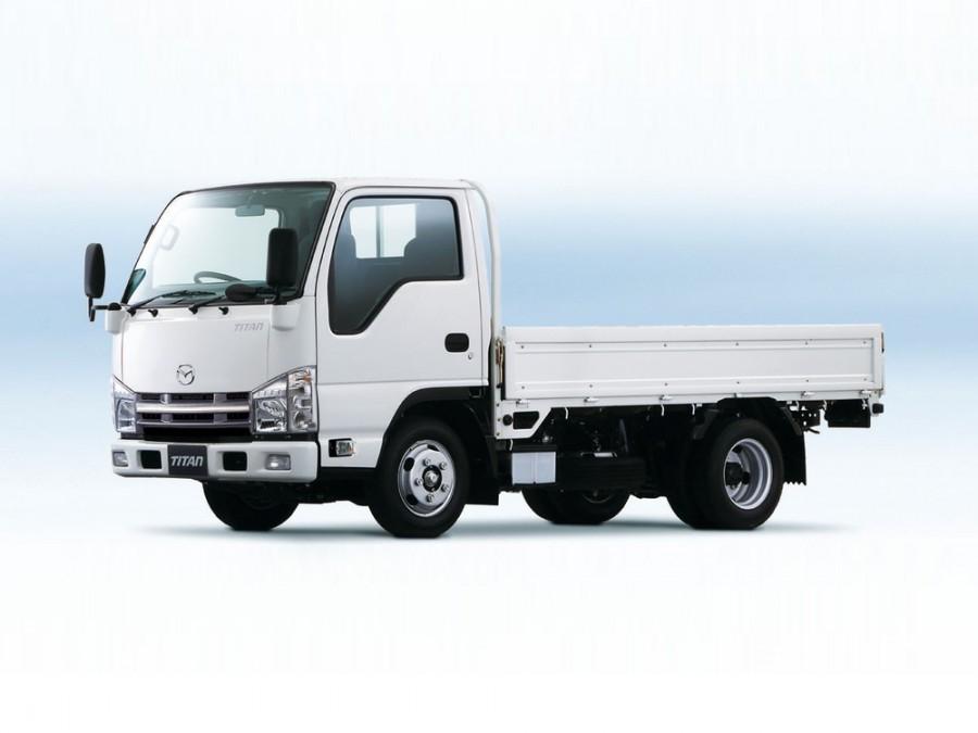 Mazda Titan Narrow шасси 2-дв., 2007–2016, 6 поколение - отзывы, фото и характеристики на Car.ru