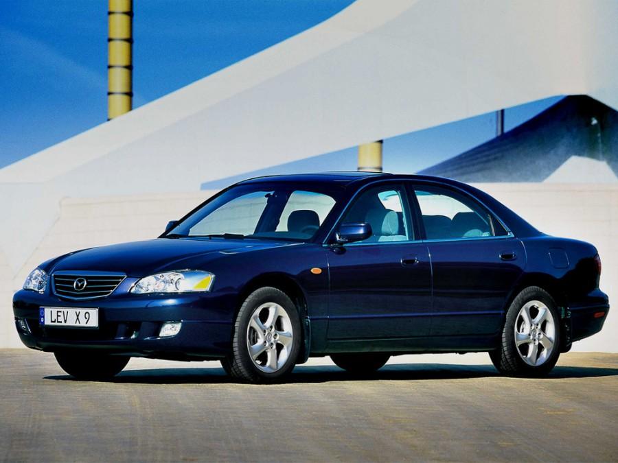 Mazda Xedos 9 седан, 2000–2002, 1 поколение [2-й рестайлинг] - отзывы, фото и характеристики на Car.ru