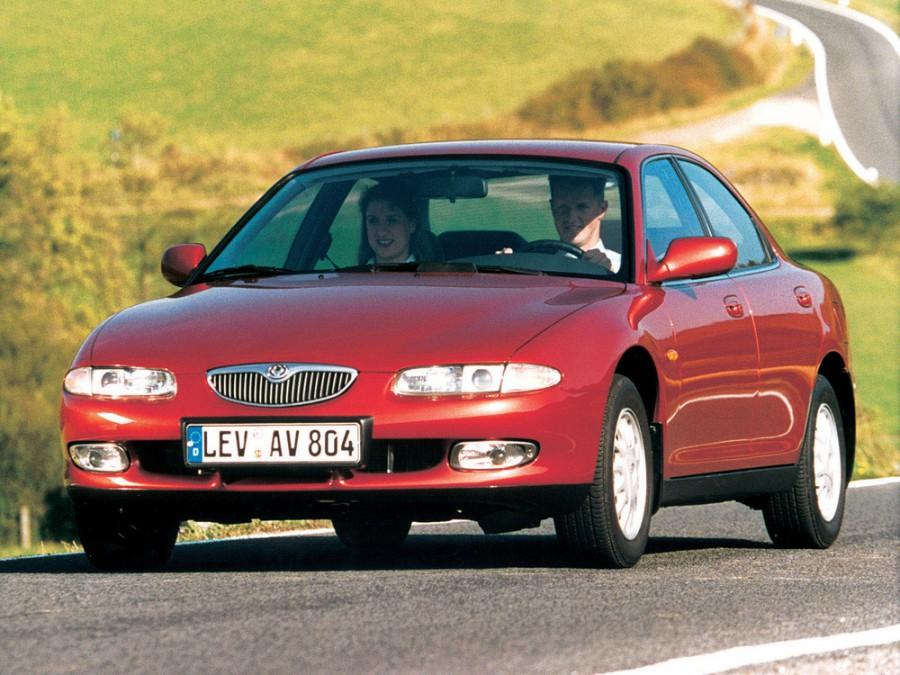 Mazda Xedos 6 седан, 1992–1999, 1 поколение - отзывы, фото и характеристики на Car.ru